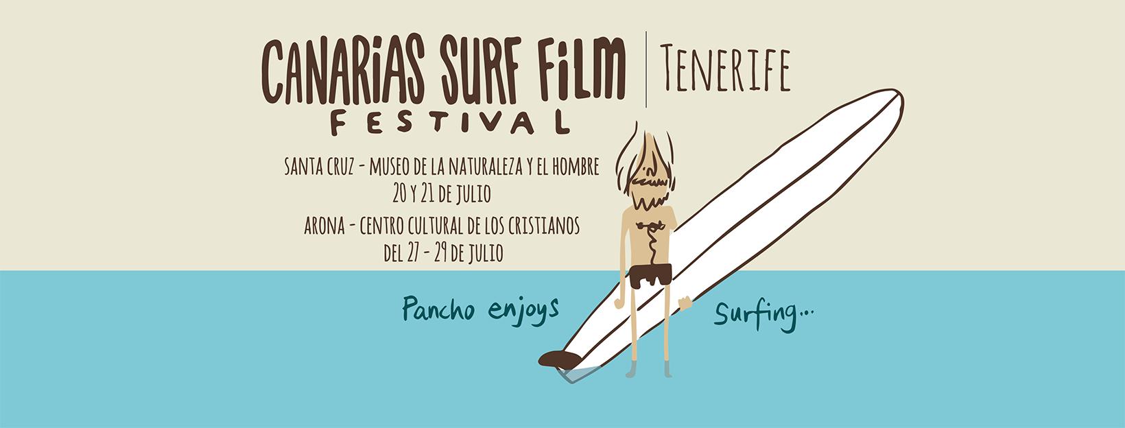 Canarias Surf Film Festival Tenerife