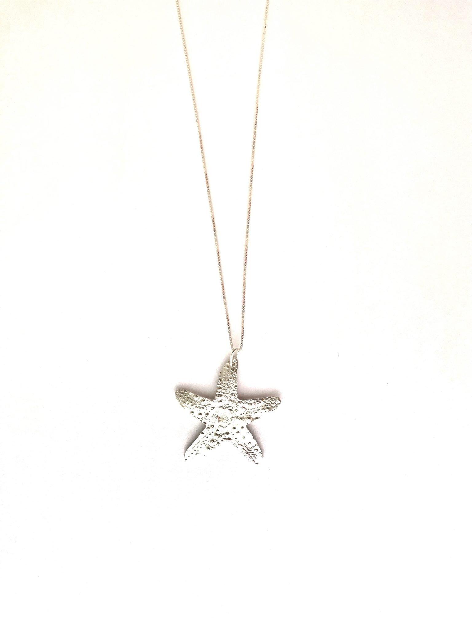 8a459fa404ab Gargantilla estrella de mar